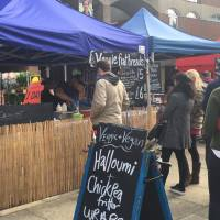 Going Green(er): Vegans at University of Sussex call for more choice