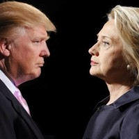 Trump Vs. Clinton - An eye to the future